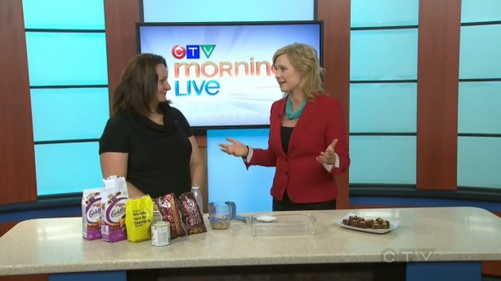 CTV Morning Live: Goldfish Fudge Recipe