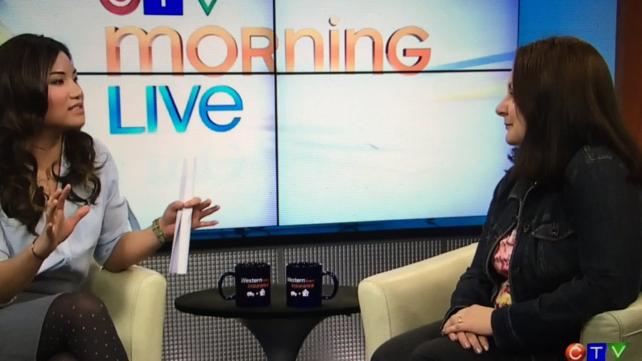 CTV Morning Live: Wardrobe Revamp