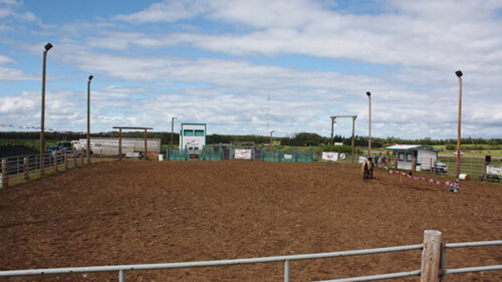 Lakeland Country Fair and Open Rodeo in Lac la Biche